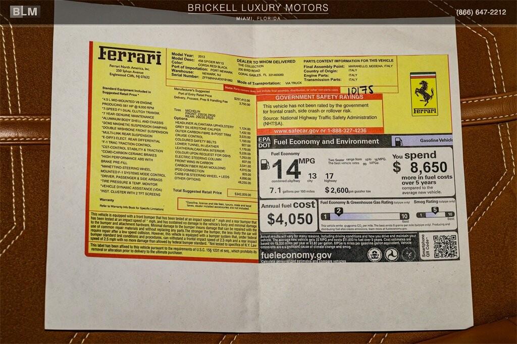 2013 Ferrari 458 Spider image _60f911780f7234.40527352.jpg