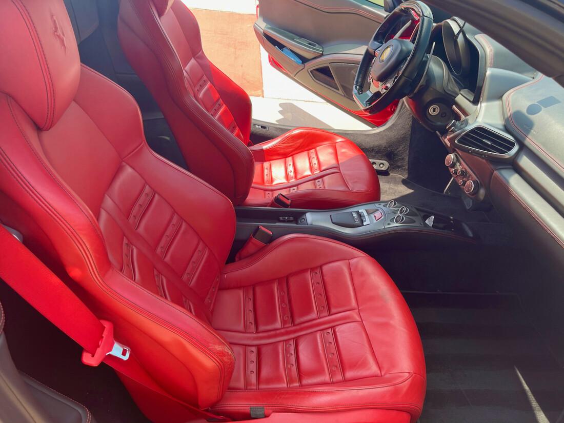 2010 Ferrari  458 Italia image 458 interior 2.jpeg