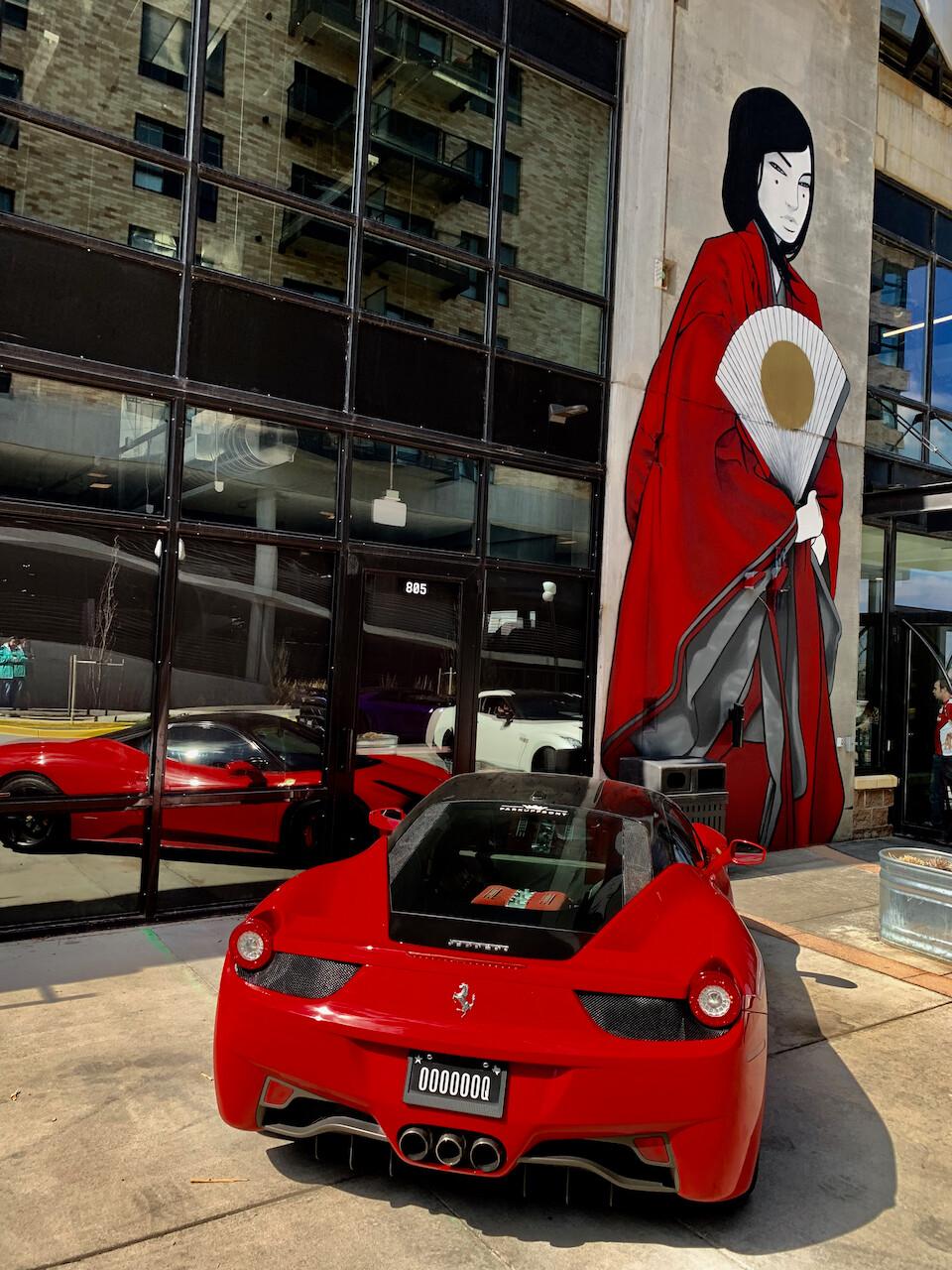2010 Ferrari  458 Italia image IMG_E7061.jpeg