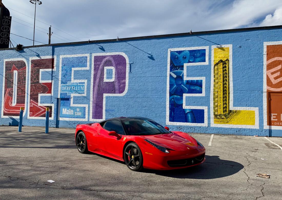 2010 Ferrari  458 Italia image IMG_E1452.jpeg