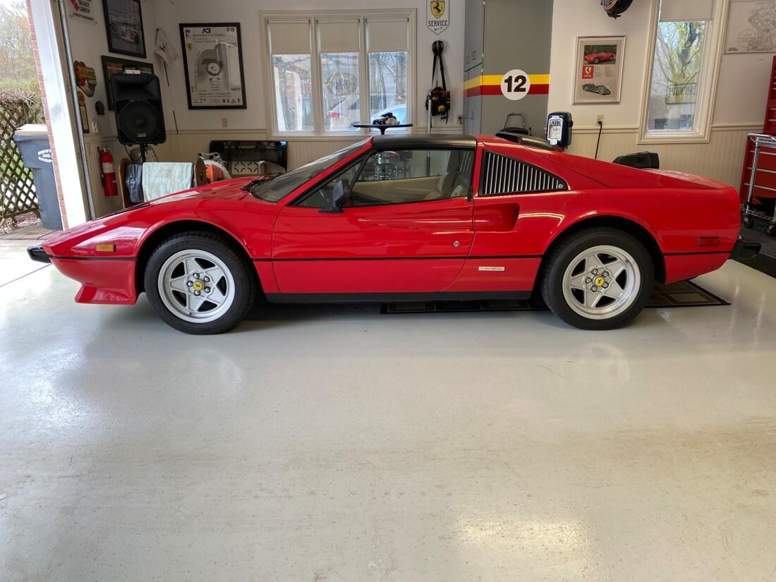1985 Ferrari 308 GTSi image IMG_1059.JPG