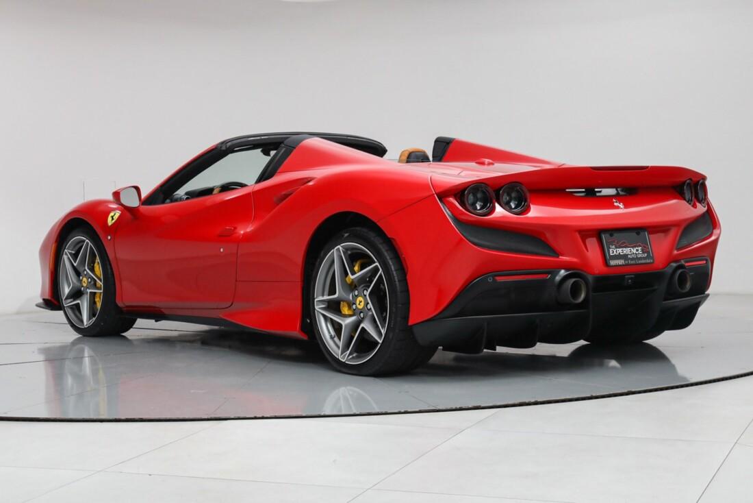 2021 Ferrari F8 Tributo Spider image _615fedae440173.91007139.jpg