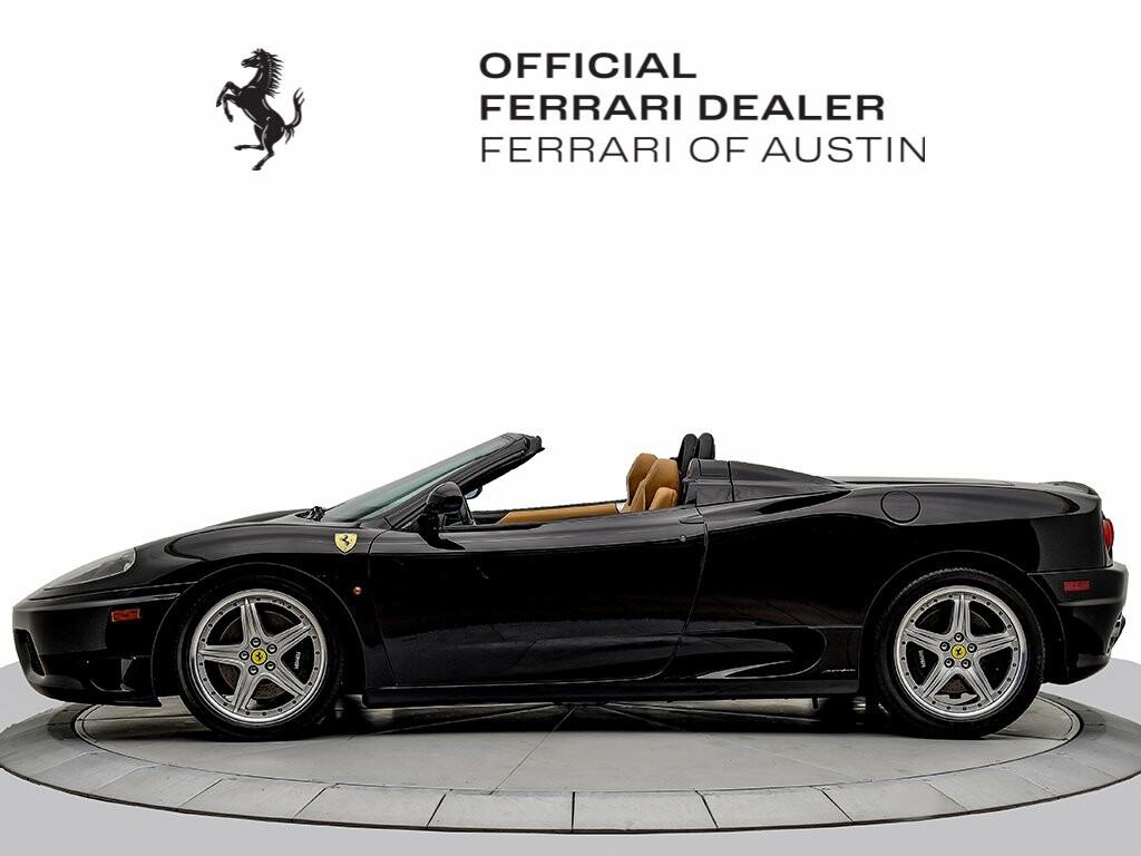 2004 Ferrari 360 Spider image _61628f995dc0e6.94982615.jpg