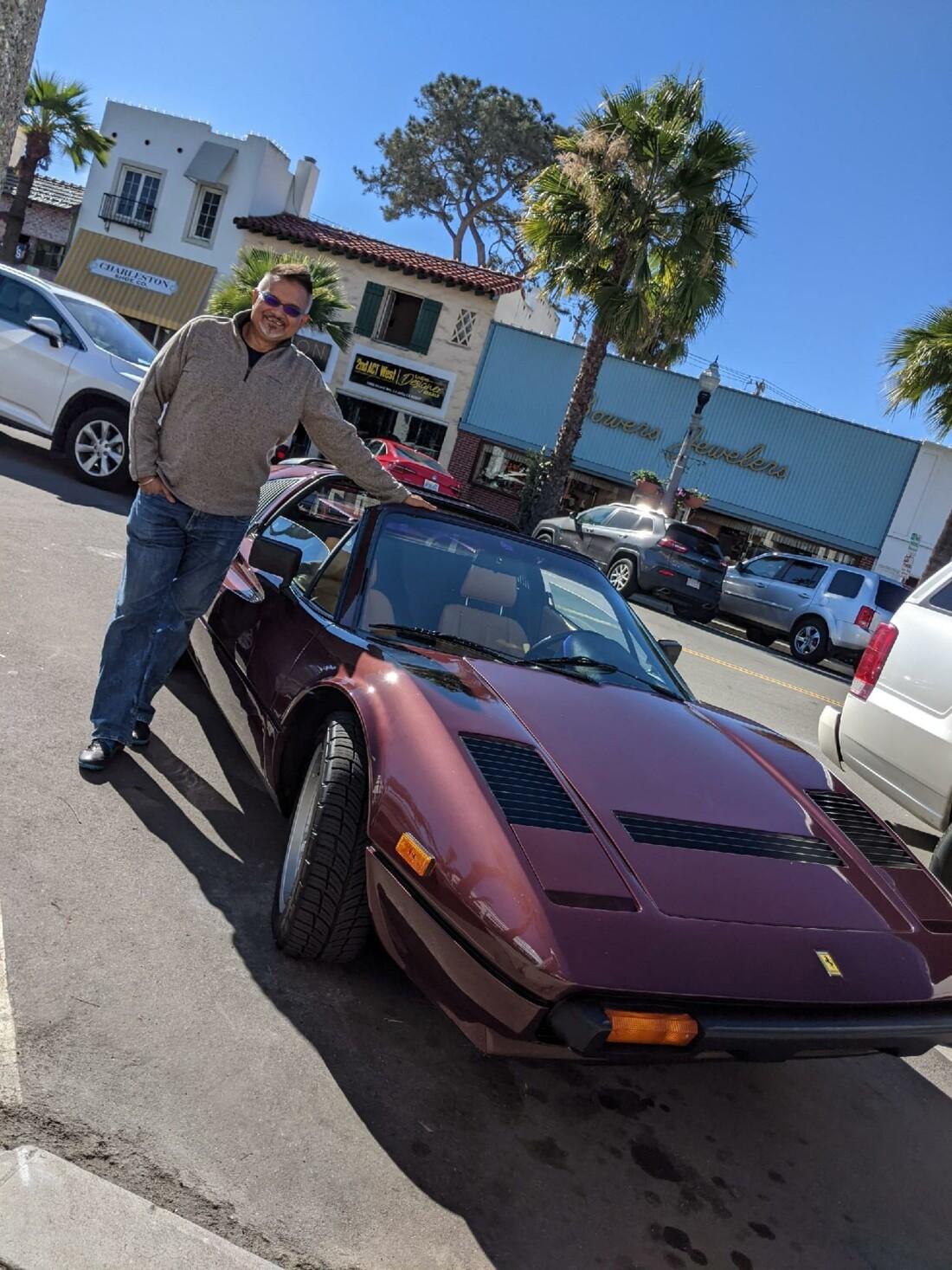 1985 Ferrari 308 GTS Quattrovalvole image D9DC97B2-0149-4B1E-B17C-09792AD0A545.jpeg