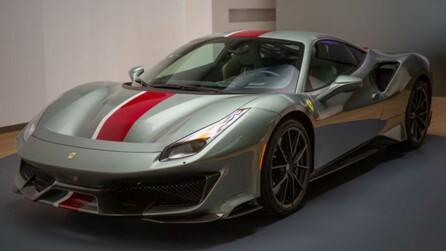 Tailor Made Ferrari 488 Pista