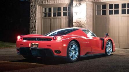 2003 Ferrari Enzo Sells For $3.8 Million